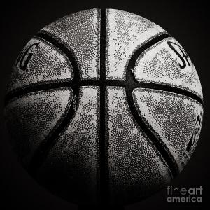 old-basketball--black-and-white-ben-haslam