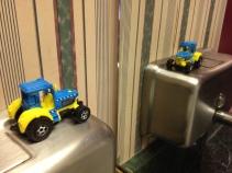 Tractor vs Tractor.